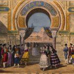 Acte IV - L'entrée du cirque à Séville