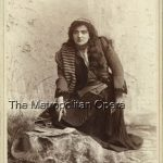 Emma Calvé as Carmen, New York 1893 - 1
