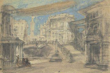 Théâtre Royal de la Monnaie, Brussels, 1876, Act 1
