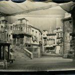 Acte I - Place publique espagnole, Théâtre Royal (Français), Antwerp, 1907