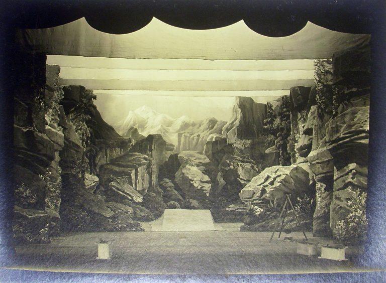 Acte III - Montagne - foto