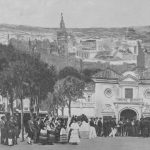 Acte IV - La porte principale de la Plaza de Toros de Séville