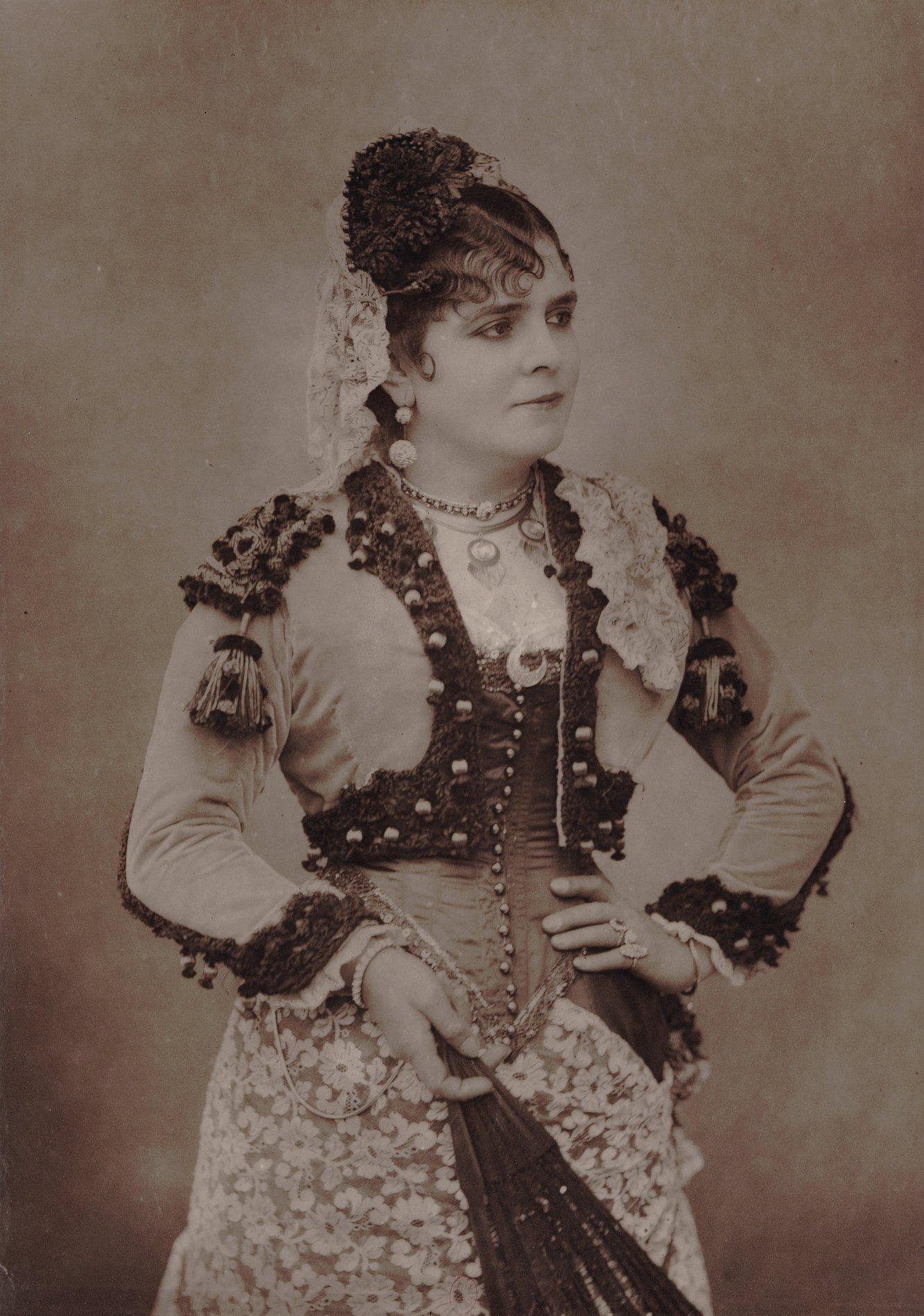 Carmen Abroad