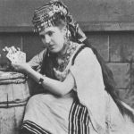 Zelia Trebelli as Carmen, Boston 1884
