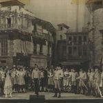 Grand Théâtre, Ghent, 1912. Act I - Une place à Séville