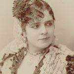 Célestine Galli-Marié as Carmen, Opéra-Comique, Paris, 1883 - photograph by Nadar