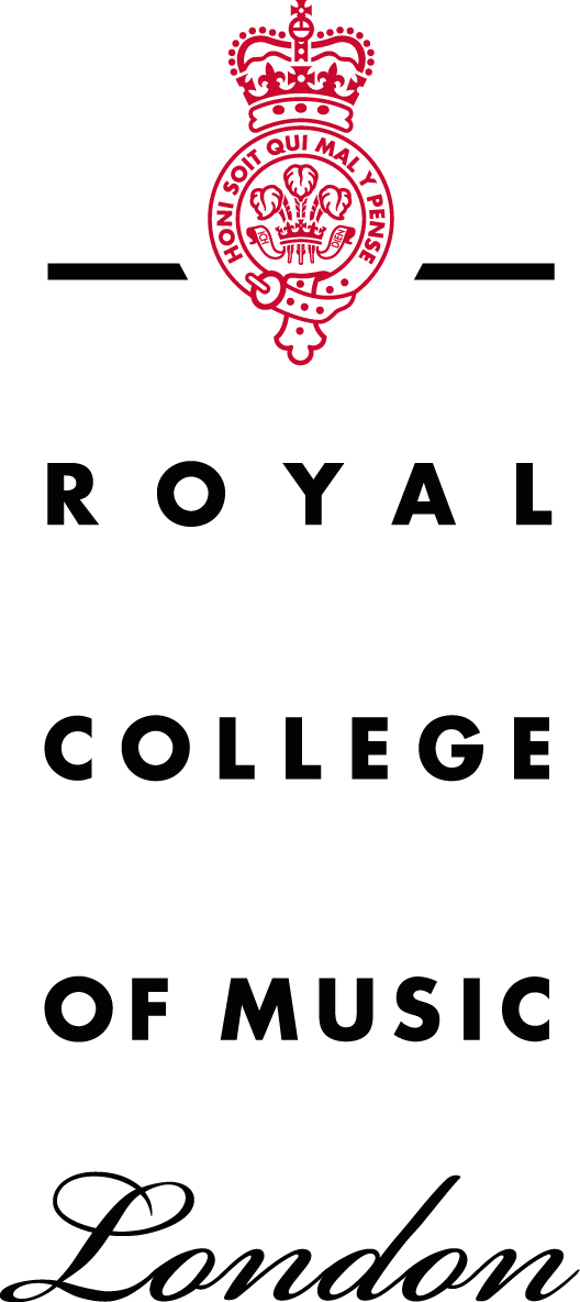 logo for the Royal College of Music London
