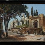 Anton Brioschi, 'Ein Platz in Sevilla', Act I
