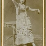 Olefine Moe, the Royal Swedish Opera, 1878