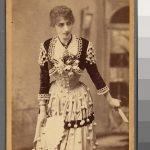 Elisabeth Dons, 1887