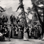 Act III of Carré's 1898 Opéra-Comique revival