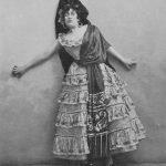 Georgette Leblanc, Opéra-Comique, 1898